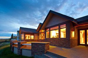 Shinn residence exterior