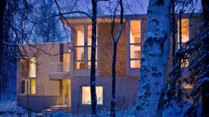 Adams Home exterior
