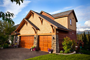 Fawcett Residence exterior